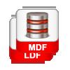 deletect ldf file