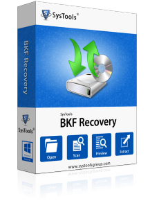 BKF file recovery box