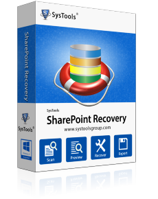 sharepoint file recovery