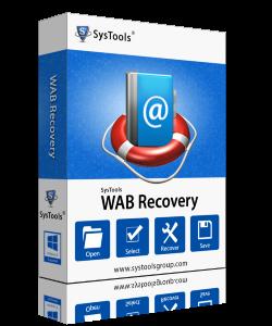 wab file recovery tool