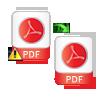 repair damaged pdf file
