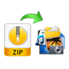 formatted zip file recovery