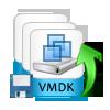 restore vmdk file